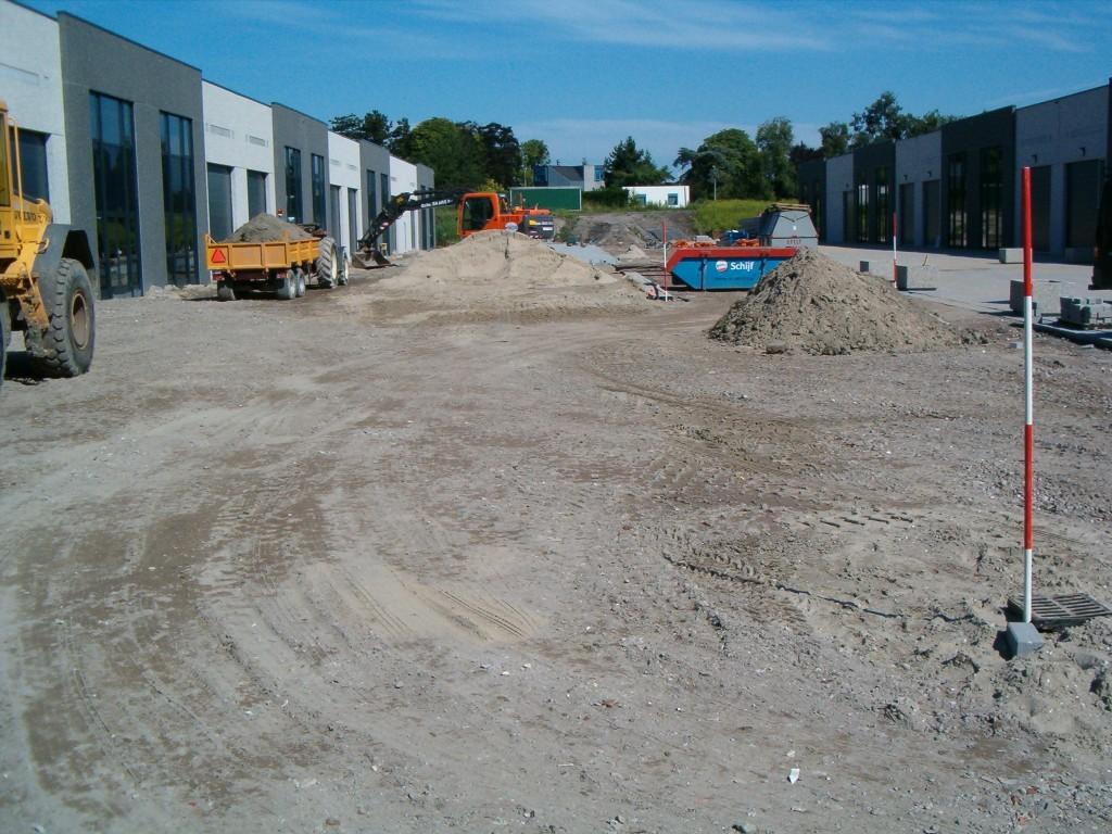 bouwbedrijven pand